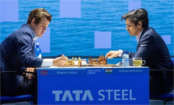 tata steel masters chess