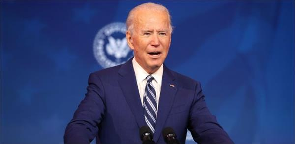 america is coming back to biden now