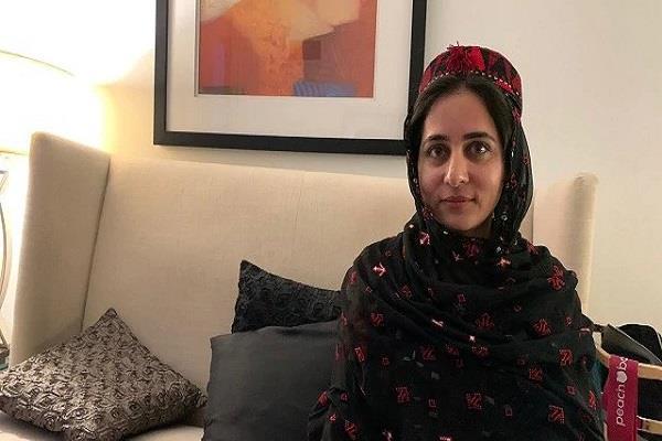 leader karima baloch dead body captured by pakistan