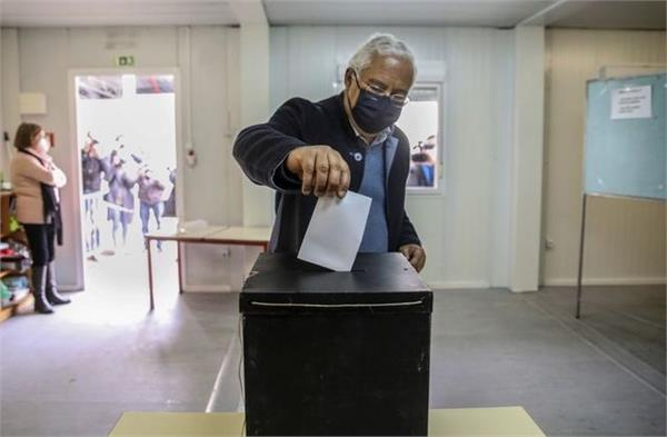 voted for presidential election in portugal