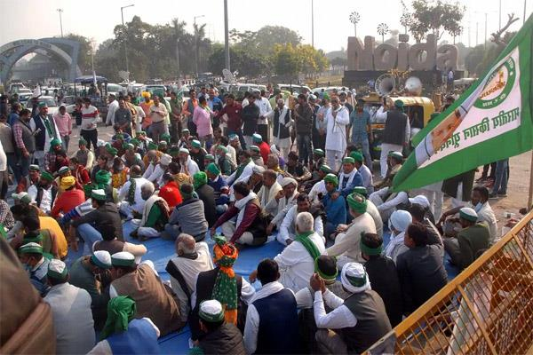 farmers protest  10th round meeting with government today