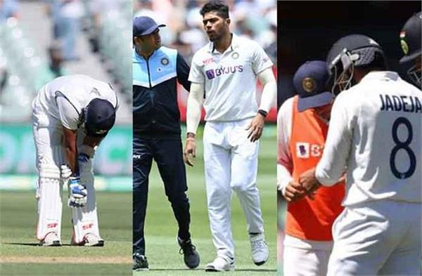 problem of raising fit 11 in front of indian team
