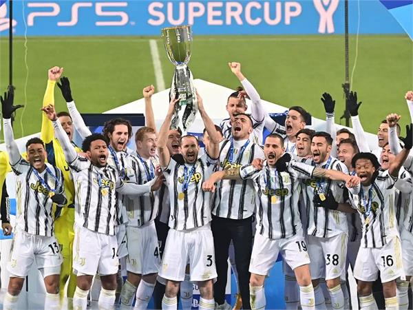 juventus wins super cup for record 9th time