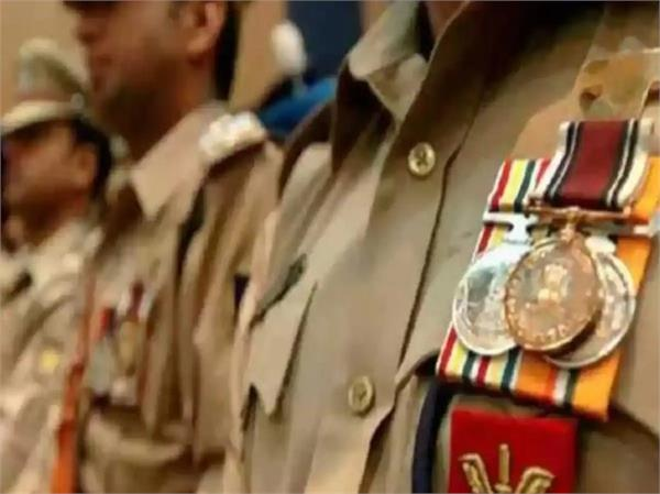 medals republic day jaito police personnel