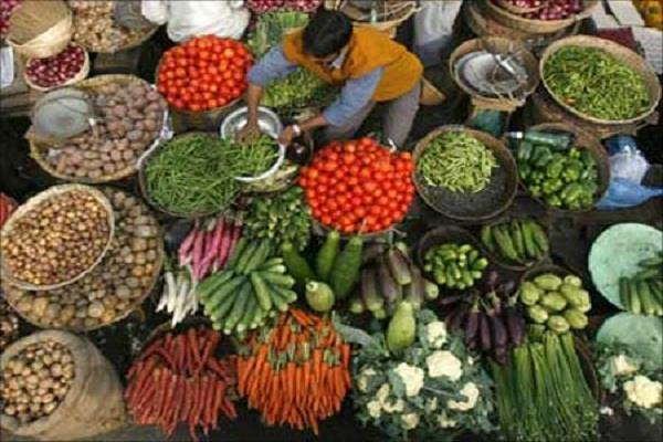 from vegetables to pulses to rice to flour to oil