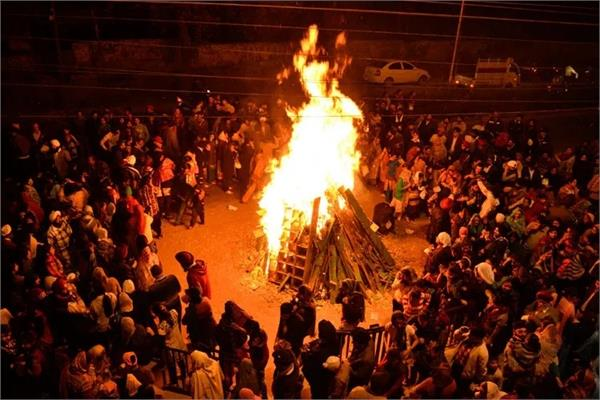 what is the significance of lohri and why we burn fire on lohri