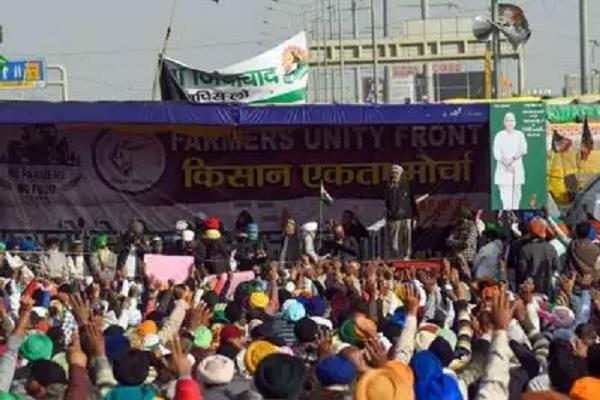 farmer movement  central government  meeting