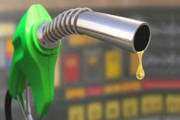 in delhi petrol is priced at rs 85 per liter