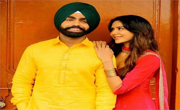 ammy virk and sonam bajwa upcoming movie puaada