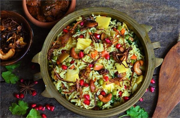 cooking tips  make and feed the guests kashmiri pulao