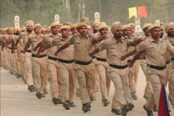 police constable posts recruitment apply