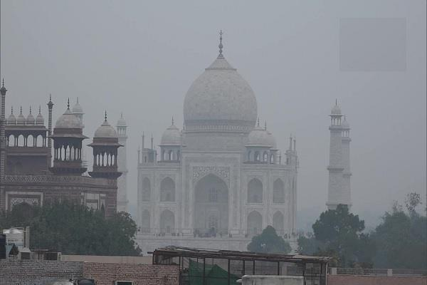 taj mahal visitors 76 per cent archaeological survey of india