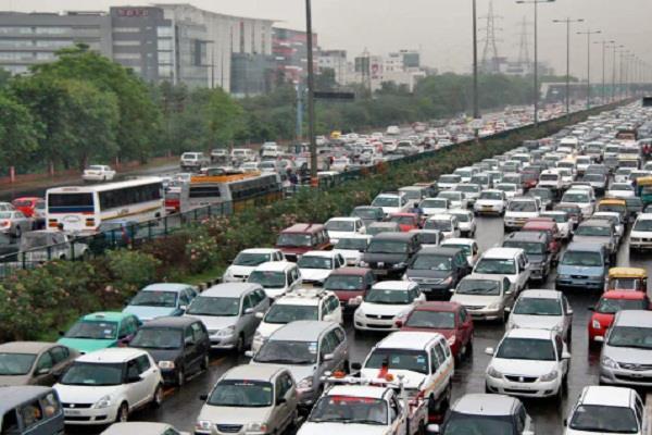 chandigarh traffic root plan