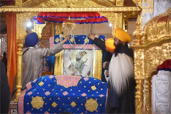 354th prakash purab of sri guru gobind singh ji at sri patna sahib