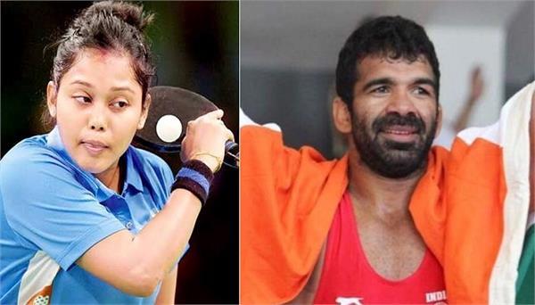 republic day  6 players  padma shri awards  nominees