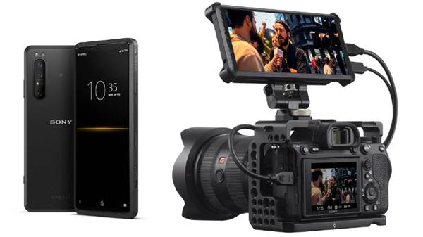 sony xperia pro launched with hdmi port for professional photographers