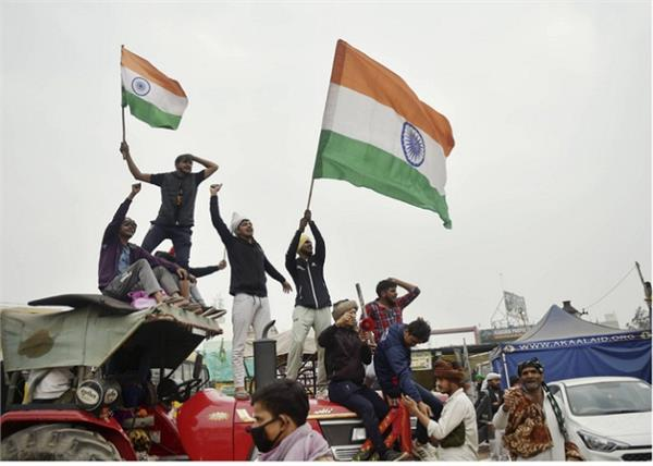 farmers protest farmers to rehearse tractor parade today