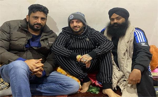 farmers protest   punjabi singer jazzy b