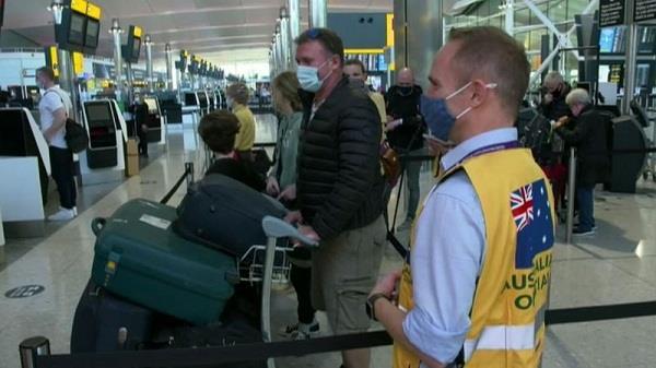 australia  international travelers