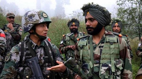 indian troops china clash