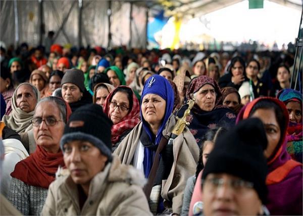 farmers to celebrate women s farmers day in delhi borders