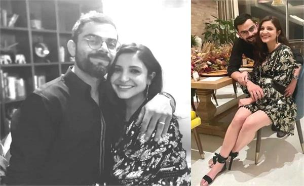 anushka virat ring in 2021 with friends  see pics