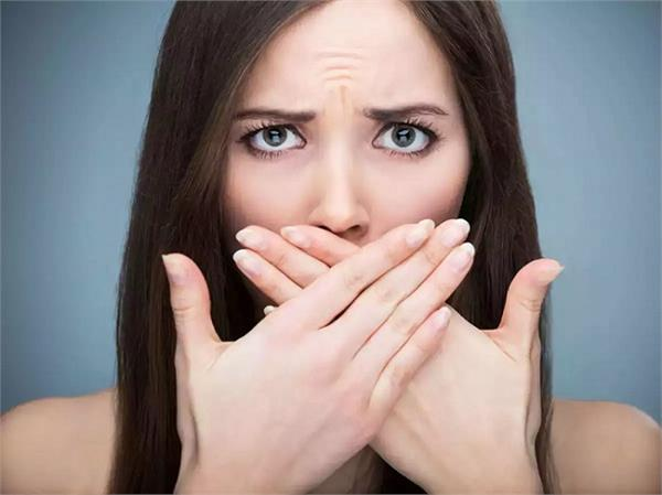 health tips morning mouth stink causes home remedies