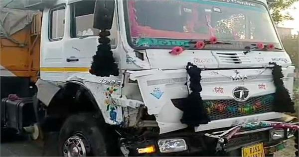 road accident in rajasthan