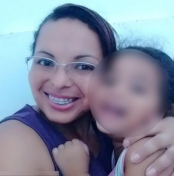 josimare gomes  5 year old daughter  painful death