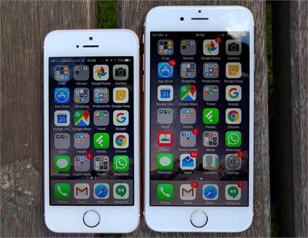 ios 15 may support for iphone 6 2016 iphone se