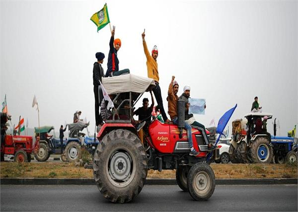 tractor parade farmers submit roadmap to delhi police