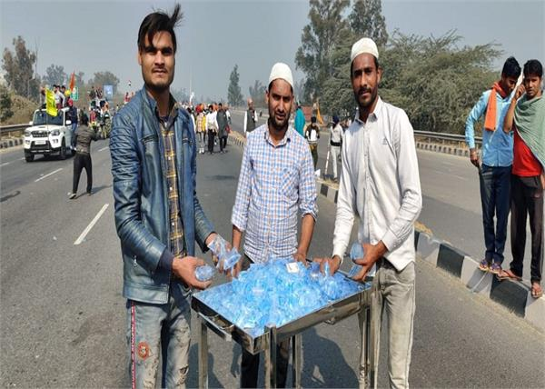 muslim community  new delhi  republic day   tractor parade