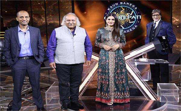 kbc 12  sylvester peter and anoop khanna won 25 lakh