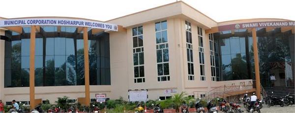 corporate elections hosiarpur  tests  political parties