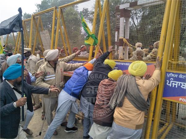 farmers barricades manoranjan kalia