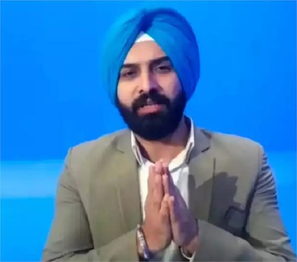 sikh anchor harmeet singh leaving pakistan threats