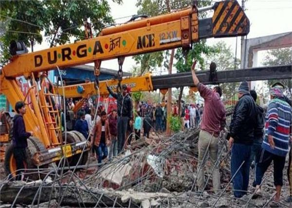 ghaziabad accident  rs 10 lakh assistance to the family of the dead
