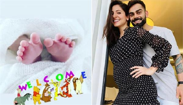 social media  anushka sharma  virat kohli  daughter  picture truth