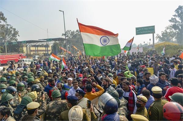 singhu ghazipur tikri border internet january 31 closed union home ministry