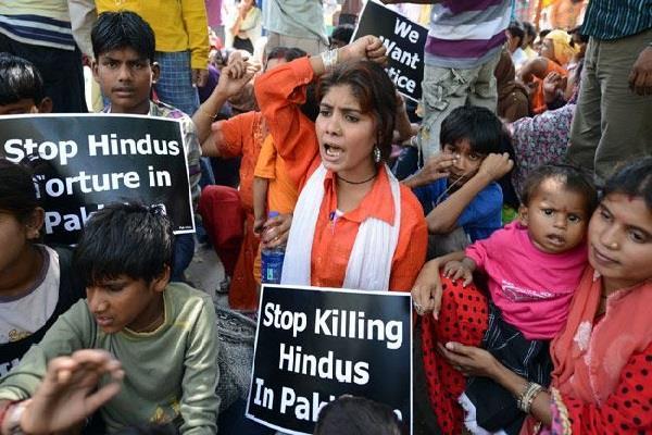 torture in pakistan  murder of hindu businessman and rape of a girl
