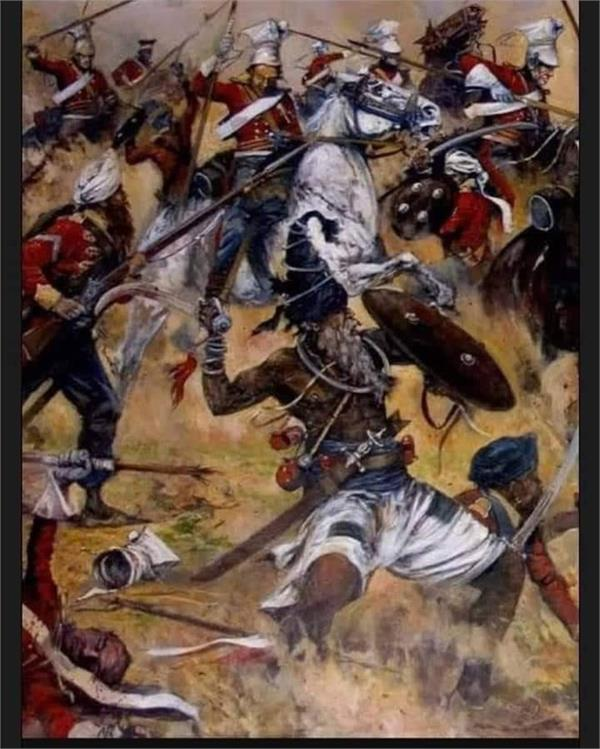 sikh history war the sikhs vs the british