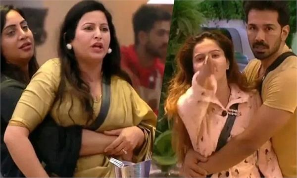 bigg boss 14  here  s what happened when sonali phoga