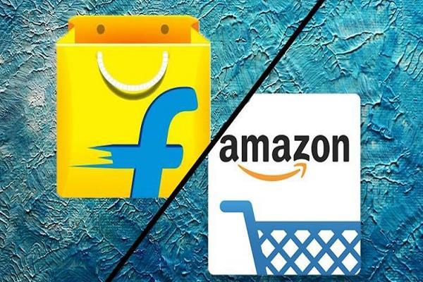 amazon flipkart accused of daytime looting demanding strict action