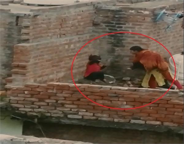 amritsar  mother  daughter  assault
