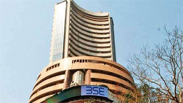 sensex slumps 900 pts nifty closes below 14 000 banks hit