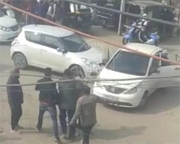 firing outside the nakodar bus stand