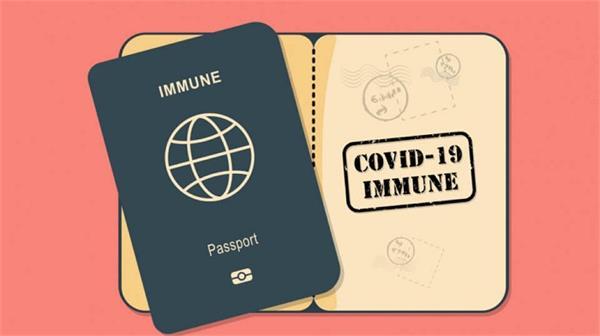 vaccine passports essential resumption international travel