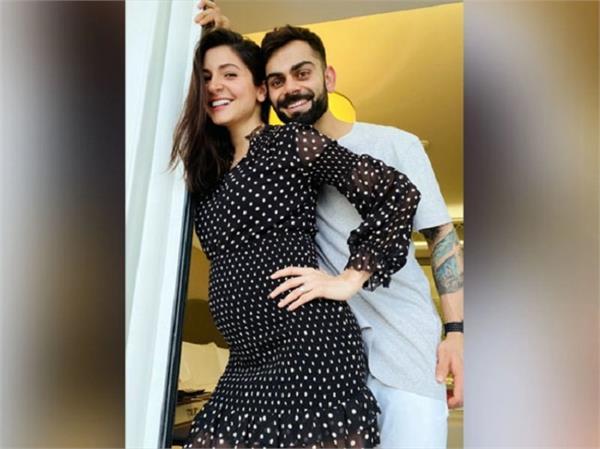 virat kohli anushka sharma daughter born