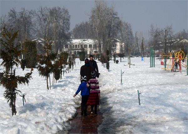 jammu and kashmir in winter