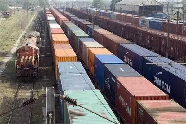 freight will be booked sitting at home railways launched a portal
